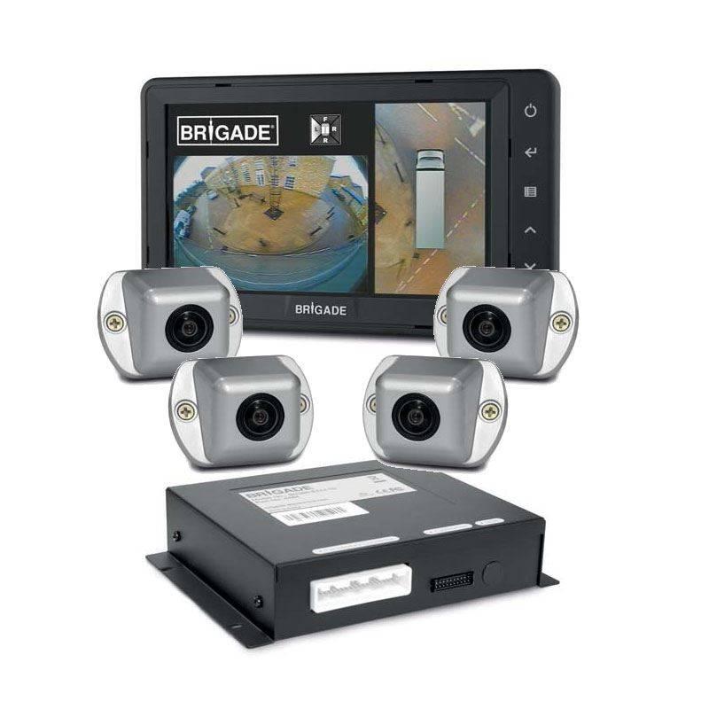Kit caméra Brigade 360° - 3