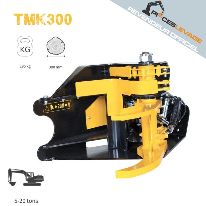 Pince sécateur TMK300