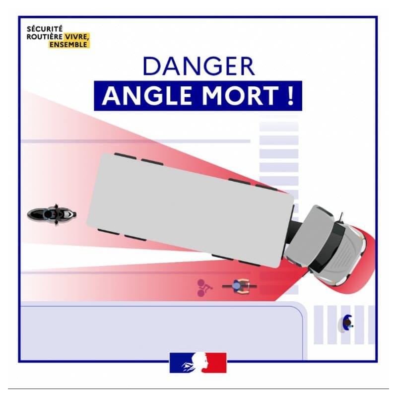 danger angles morts