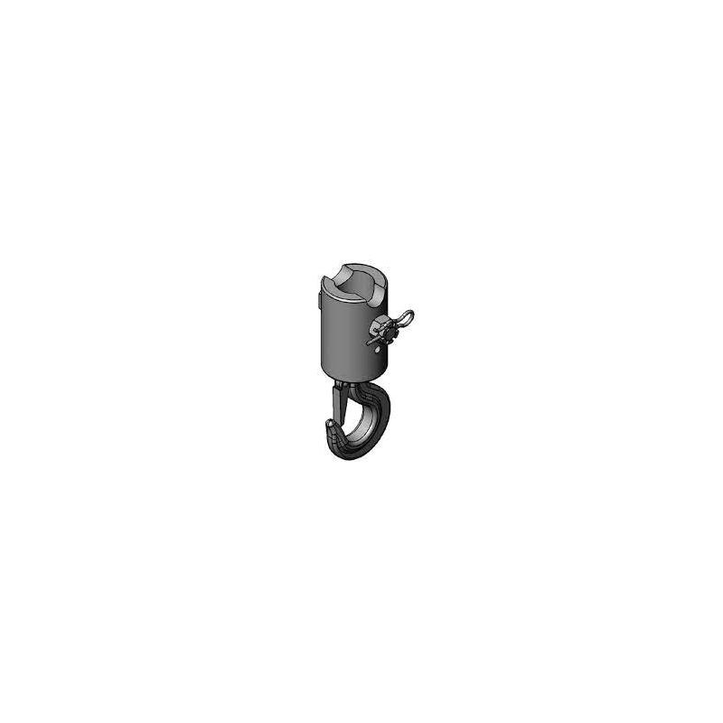 crochet de levage pour rotator